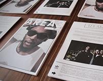 adidas Originals   AREA3 Broadsheet   Issue 2