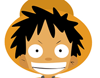 Luffy welcome in AE :D