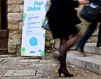 Plan Rhône à Avignon | 2011