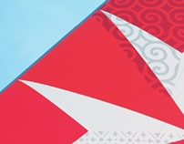 Air Malta / 360˚ Branding