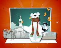 Euskaltel / Christmas ecards
