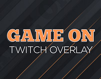 GameOn Twitch Ovleray