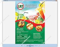 Flyer Design - NET CAFE
