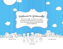 Happy In Greenville/Bon Secours - Website