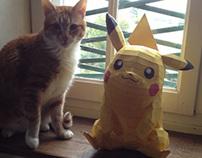 Pikachu Life Size 30cm