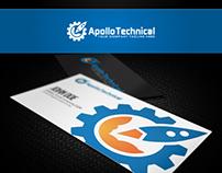 Apollo Technical Logo