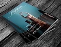 Multipurpose Business Magazine Template