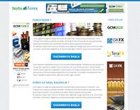 Netteforex.net - Forex Affiliate Project