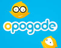 Weather portal opogode