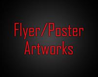 Flyer/Poster Artworks