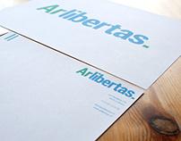 Arlibertas | Corporate identity