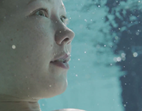 Serious Swimmers- short film trailer