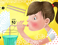 "illustration for ""Karcher experiments for children"""