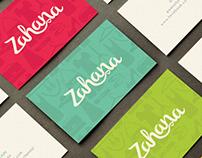 Zahana Branding