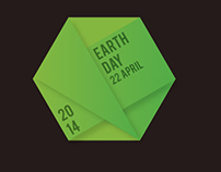 Earth Day by Acácio Santos