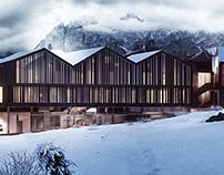 Senior City a Cortina d'Ampezzo