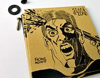 START AT ZERO - Album cover design
