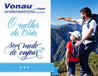 Campanha iPad - Vonau