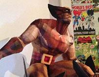 Wolverine 1980 40cm