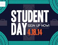 AIGA Memphis Student Day 2014