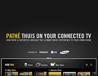 Pathé Thuis - Connected TV