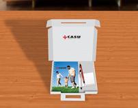 Convite-Kit CASU (2011)