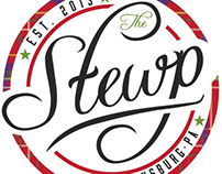 The Stewp - Backyard Bar and Grill Logo