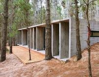Concrete House by Besonias Almeida