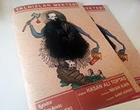 Yalnızlar Mektebi Magazine Design