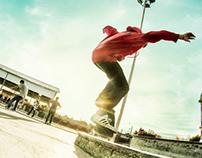 Skate In Temuco