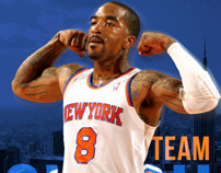 J.R. Smith - Team Swish