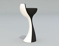 Danai bar stool concept.
