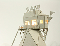CAFE mountain