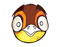 Bird by Bizoo Books