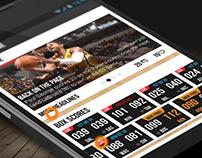 NBA MyGametime App Redesign
