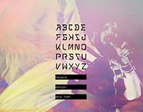 Freddie Mercury Font
