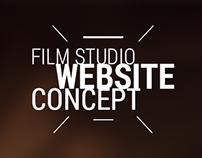 Film studio concept