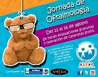 Jornada de Pie y Tobillo - Oftalmología 2013