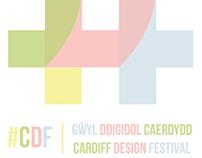 Cardiff Digital Festival Logo
