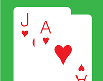 Flatiron Blackjack iOS App