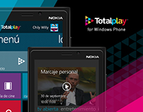 Totalplay for Windows Phone 8