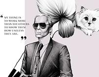 Fashion Illustrations 2014