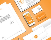 Socioffice - Branding and Website
