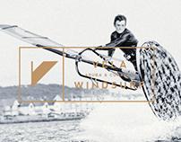 Vela Windsurf - Logo & Branding