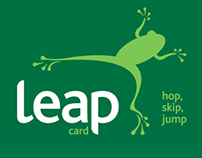 LEAP CARD: INTEGRATED TRAVEL TICKET FOR DUBLIN