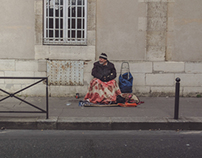 PARIS HOMELESS
