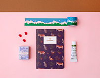 Farm Animals Notebooks
