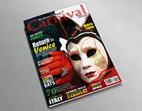 Magazine Cover and Spread