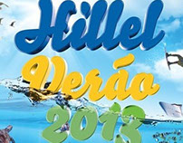 Campanha - Hillel Verão 2013