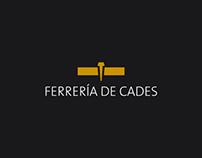 Ferreria de Cades